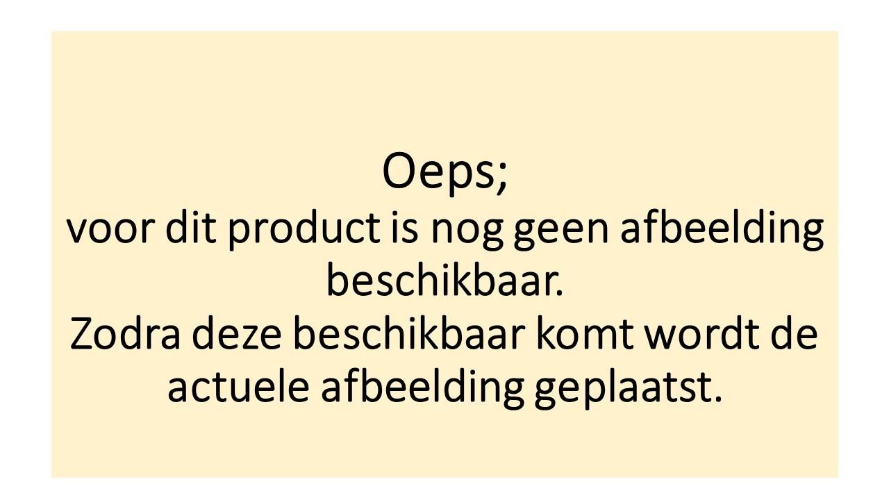Patentschaar® Handmodel RVS 130 mm lang, steek 29 mm, 5 tanden