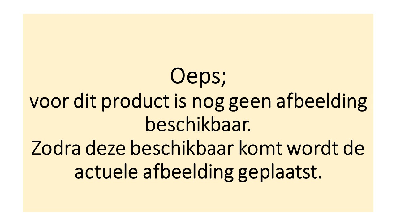 Patentschaar® Pneumaat RVS 101 mm lang, steek 29 mm, 4 tanden