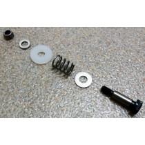 Patentschaar®  Handmodel Geslepen Passchroef, ISO7379, M5x6x16 mm Compleet