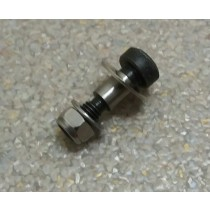 Patentschaar®  Pneumaat Geslepen Passchroef, ISO7379, M5x6x10 mm Compleet.