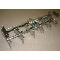 Patentschaar® - Meerlingschaar met Knipgeleider RVS voor 6 scharen met twee-handen beveiliging. Prijs is indicatief.