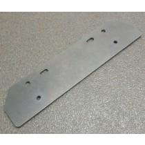 Patentschaar®  Meerling Basisplaat RVS voor alle gangbare meerlingscharen.