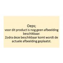 Patentschaar®  Capelleveen Knipmachine RVS 260 mm lang, steek 40 mm, 7 tanden