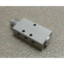 Patentschaar®  Ventiel voor Pneumatische schaar, 5/2, pneu. M5.