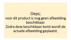 Patentschaar® Handmodel RVS 188 mm lang, steek 29 mm, 7 tanden